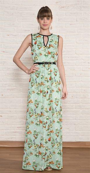 modelos vestidos soltos 9