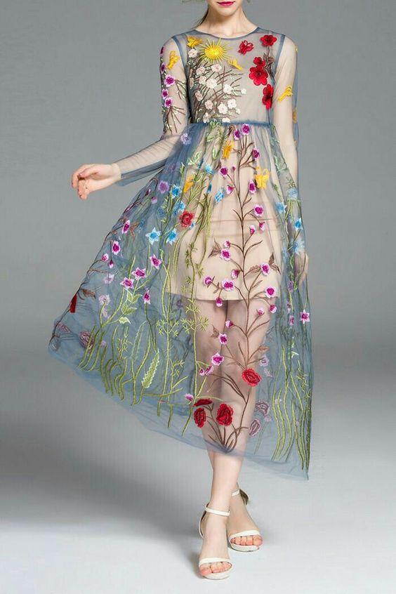 modelos vestidos transparentes 4