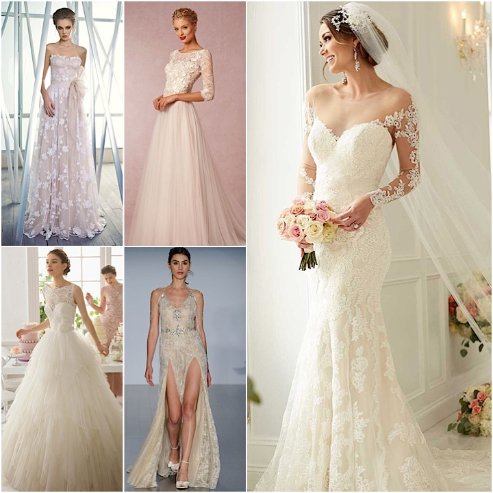 modelos vintage noiva vestidos