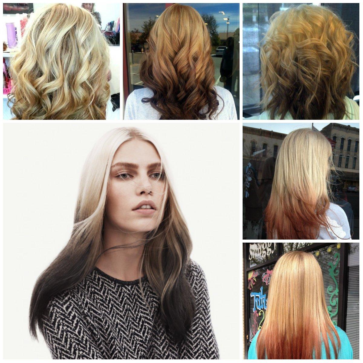 penteado com luzes para 2016