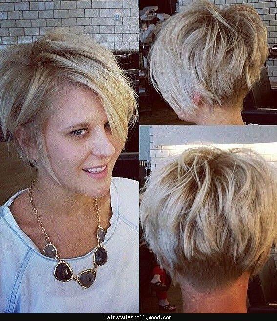 penteado curto 2016