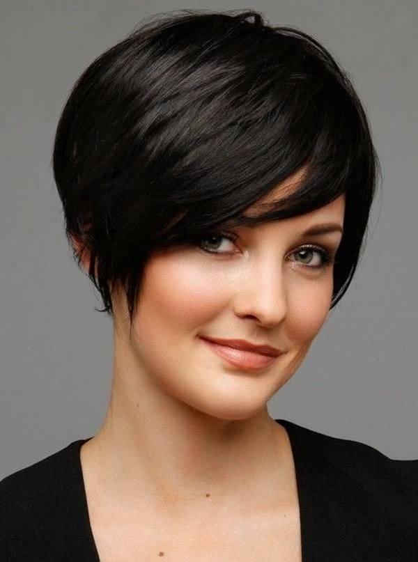 penteado curto preto para 2016