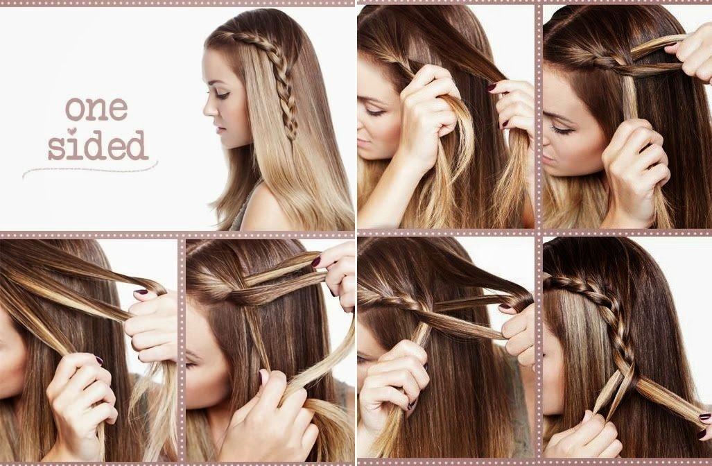penteado de natal diferente