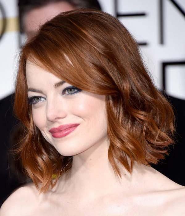 penteado laranja para 2016