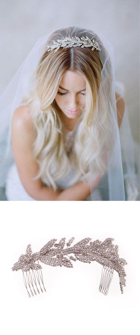 penteado noiva cabelo solto