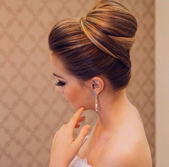 penteado noiva coque 6