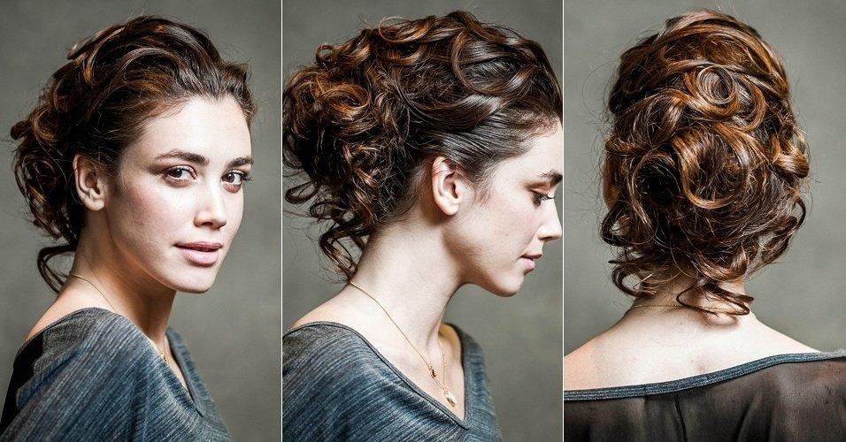 penteado para convidadas do casamento