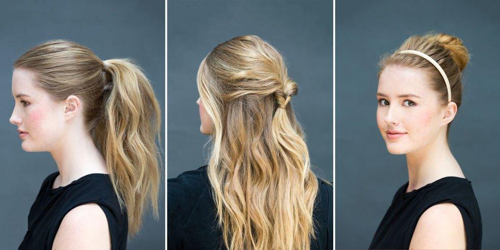penteado simples como.fazer