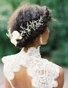 penteados noiva afro 1