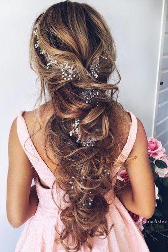 penteados noiva cabelos longos 8
