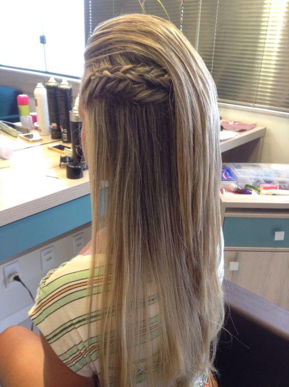 penteados noiva penteados lisos 3