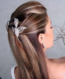 penteados noiva penteados lisos 6