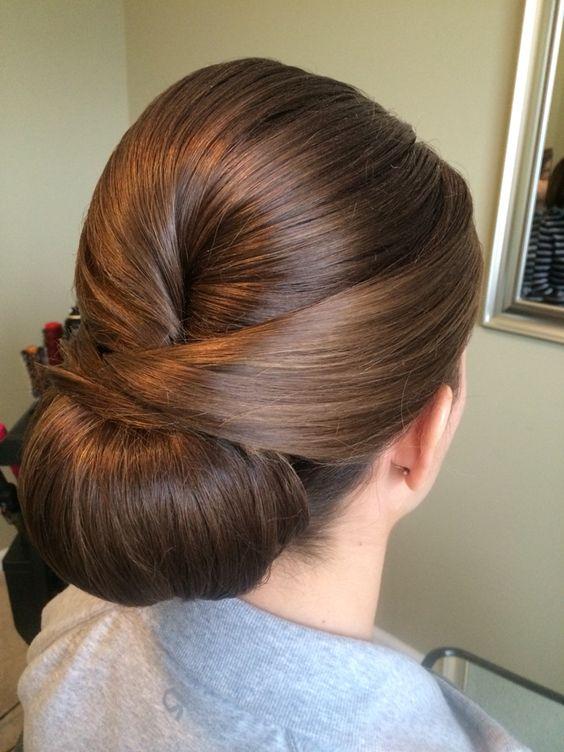 penteados noiva penteados lisos 8