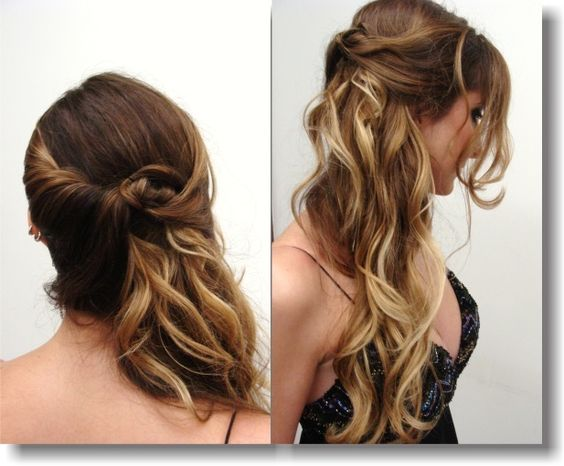 penteados reveillon 1