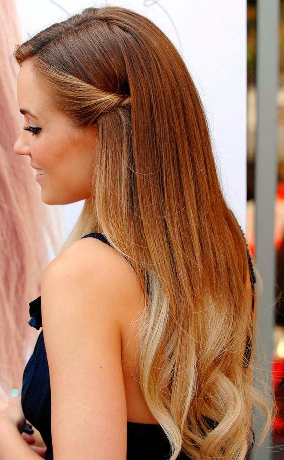 penteados reveillon