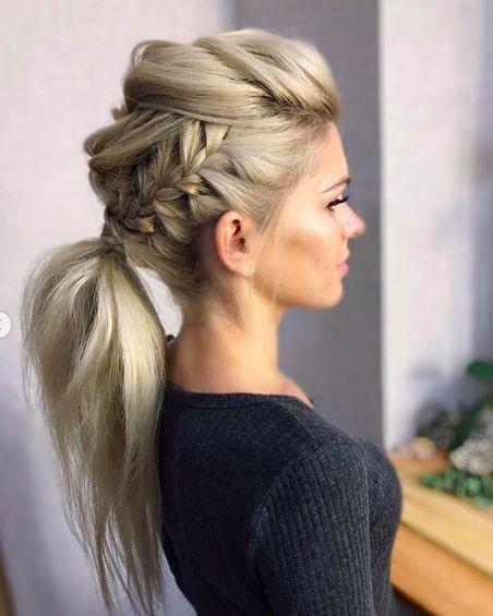 penteados tranca embutida criativo