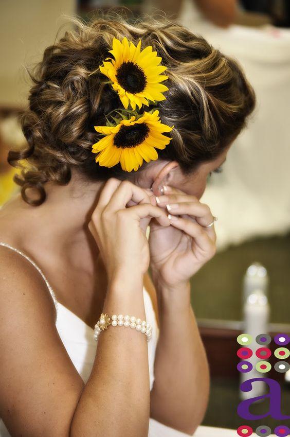peteados noiva flores 5
