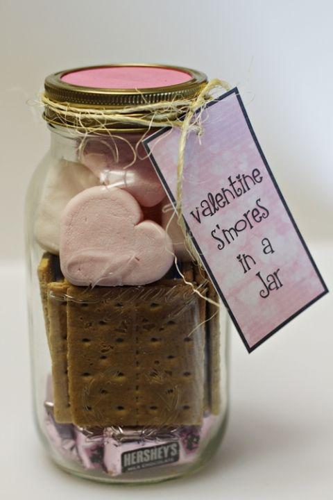 potes decorados dia namorados doces