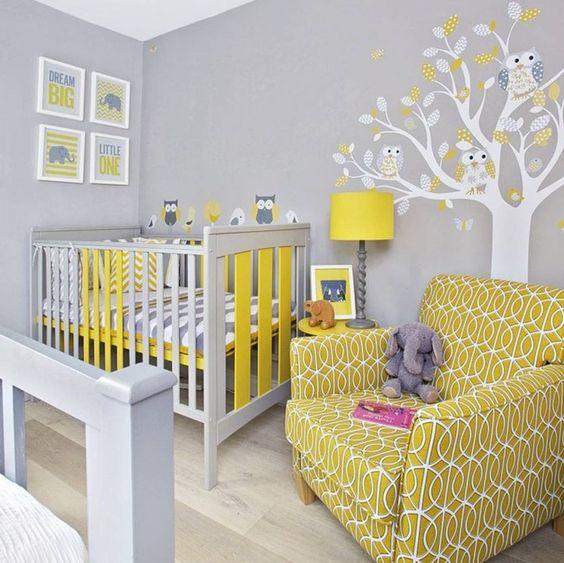 quartos bebe decorados 10
