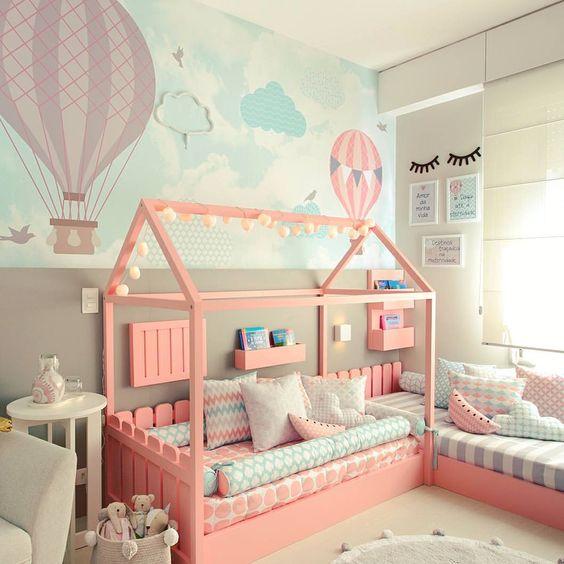 quartos bebe decorados 12