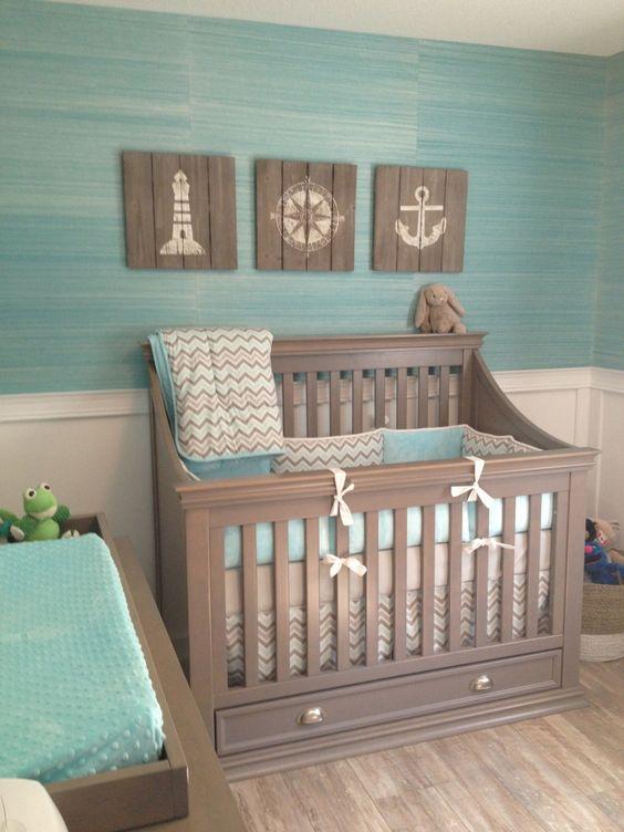 quartos bebe decorados 2