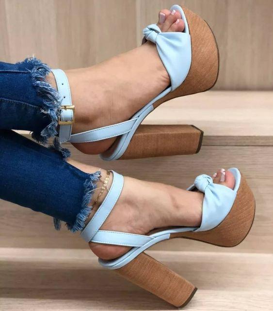 sandalia feminina tendencia 1