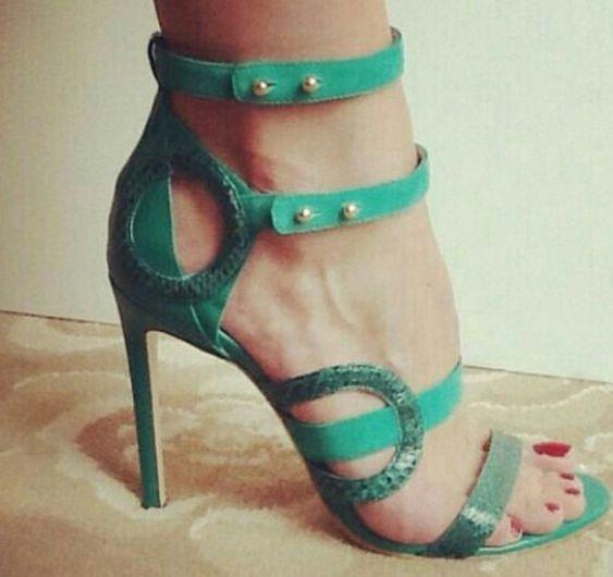 sandalia feminina tendencia 11