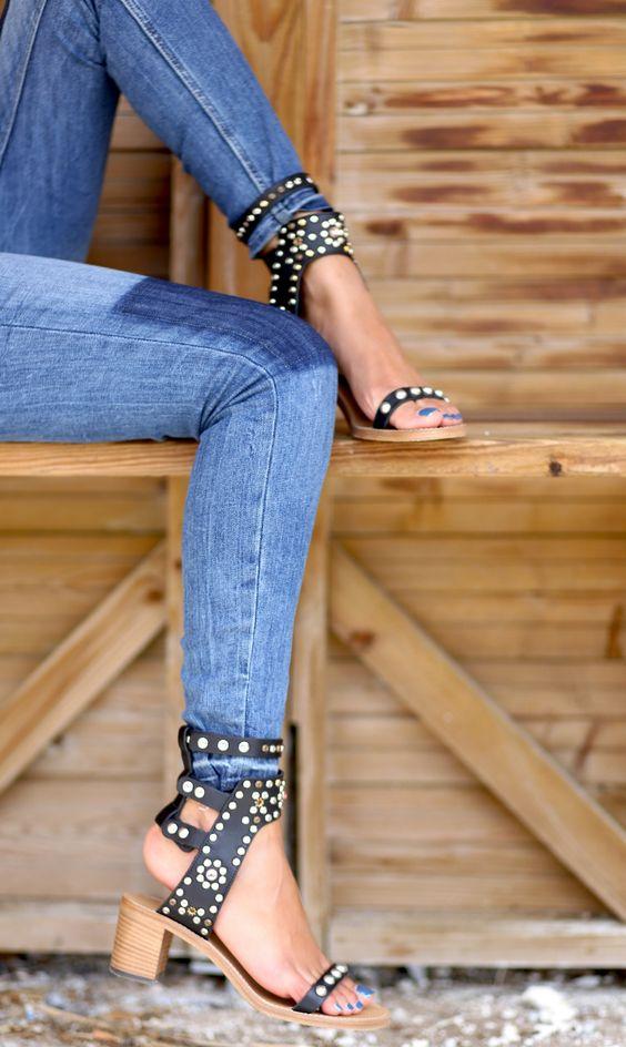 sandalia feminina tendencia 2