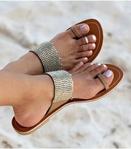 sandalia feminina tendencia 9