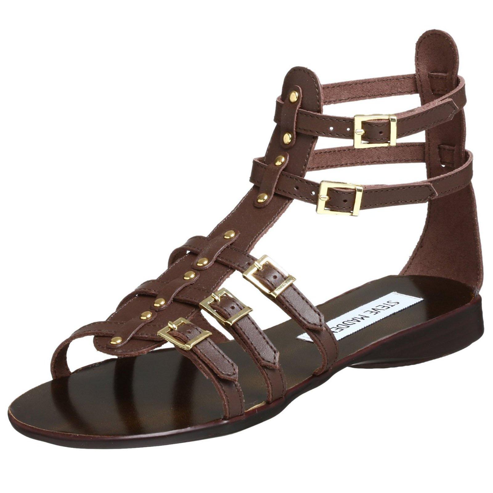 sandalia gladiadora luxo