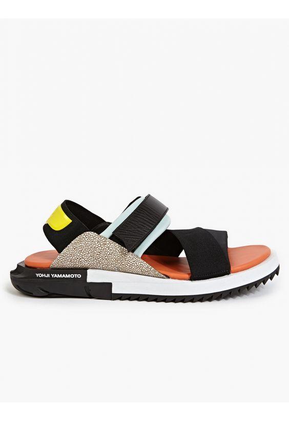 sandalias masculinas coloridas