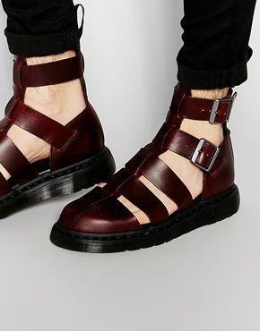 sandalias masculinas gladiador