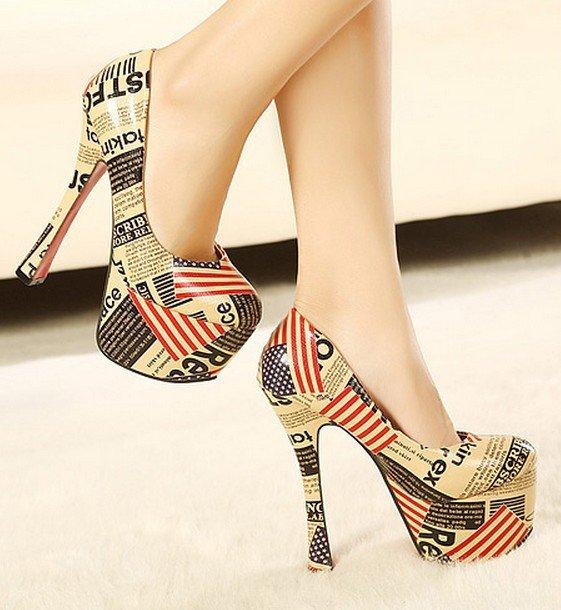 sapato feminino modelo
