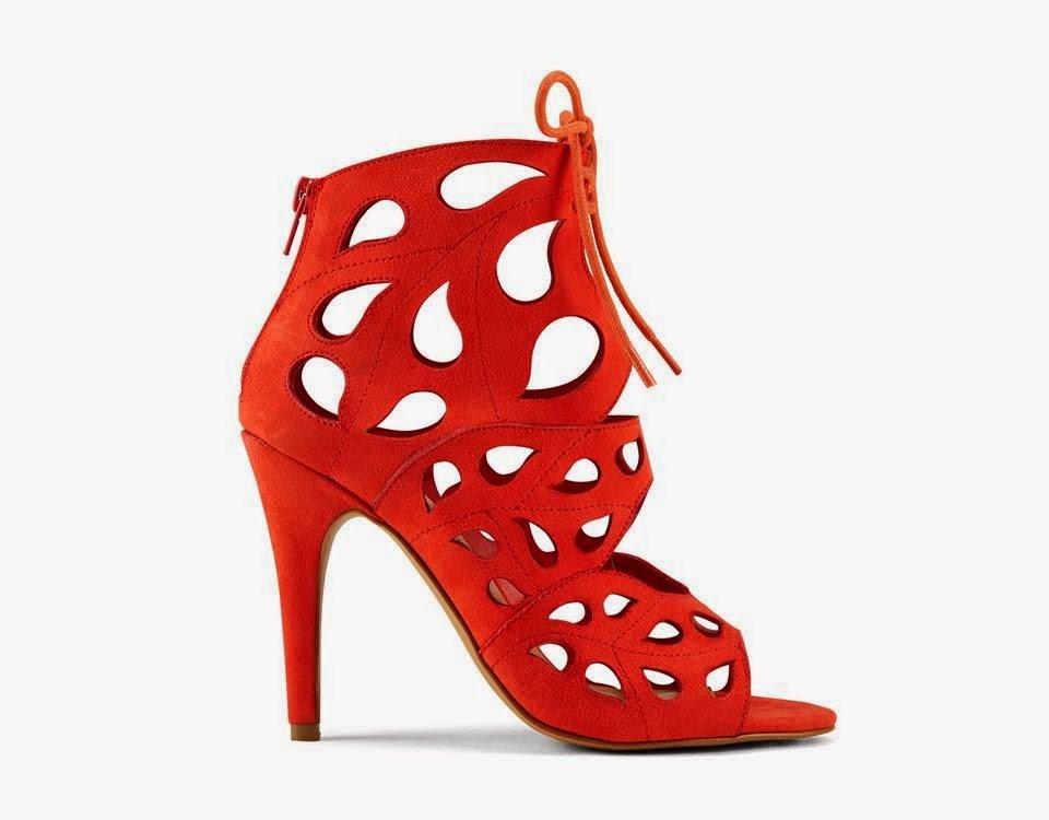 sapato vermelho sensual