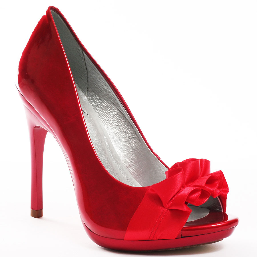 sapato-vermelho-simples