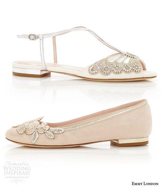 sapatos noiva baixos