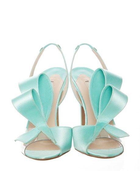 sapatos noiva coloridos