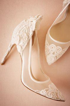 sapatos noiva transparentes