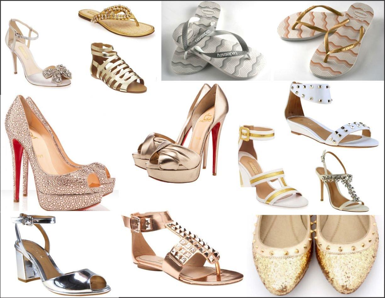 sapatos reveillon modelos