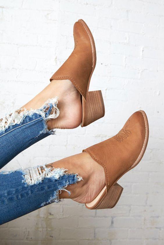 sapatos verao dicas modelos 5