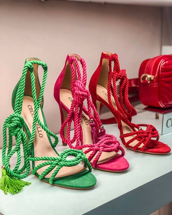 sapatos verao dicas modelos