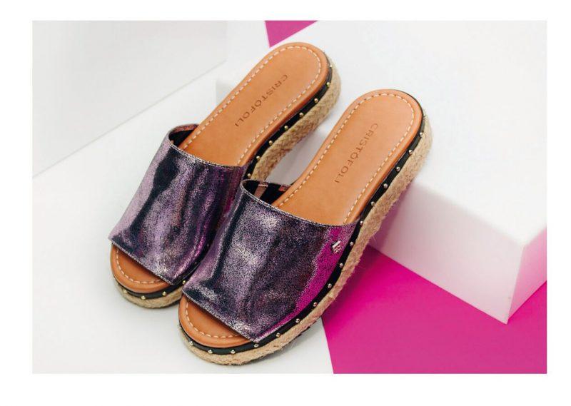 tendencia sapatos femininos 2018