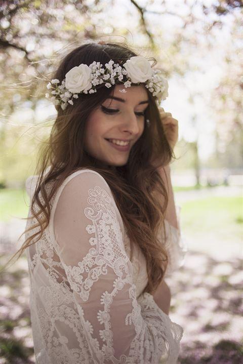 tiaras flores noiva 6