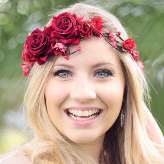 tiaras flores noiva 9