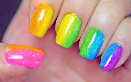 unhas coloridas decoradas 4
