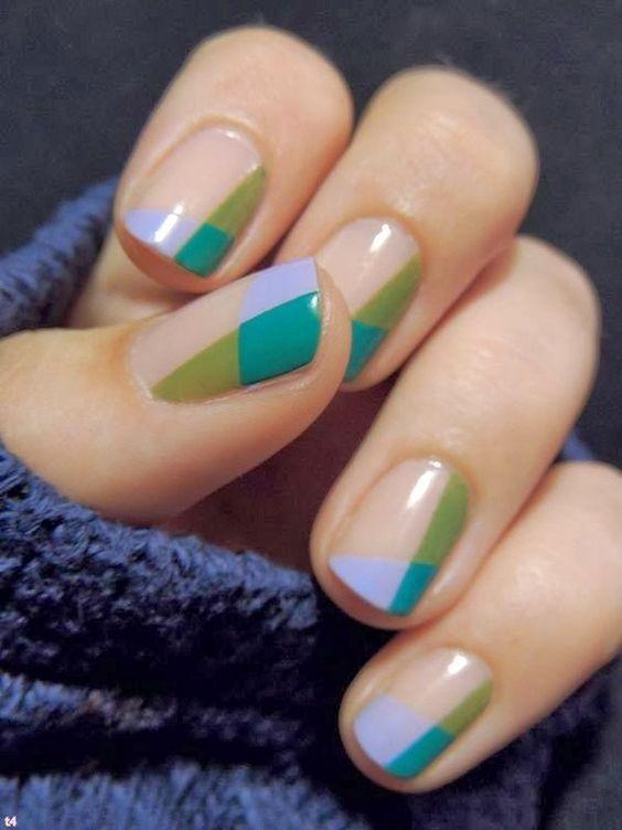 unhas coloridas decoradas 5