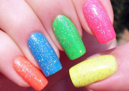 unhas coloridas decoradas 7