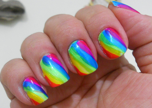 unhas coloridas decoradas 9