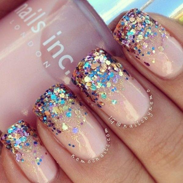 unhas-de-glitter