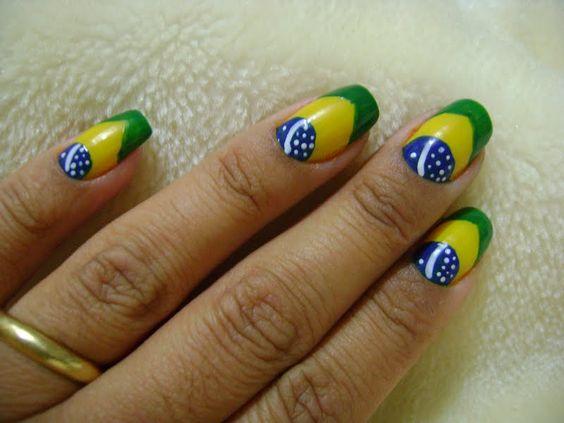 unhas decoradas brasil 2